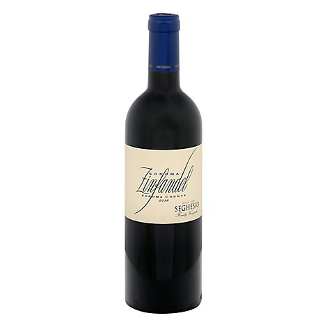 Seghesio Zinfandel Wine - 750 Ml