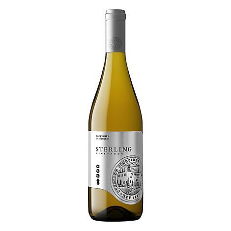 Sterling Chardonnay Wine - 750 Ml