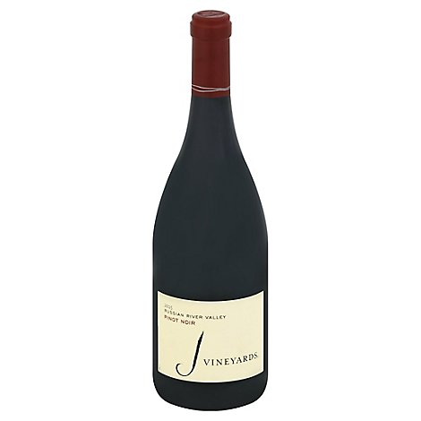 J Vineyards Russian River Valley Pinot Noir Wine - 750 Ml