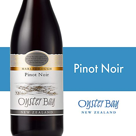 Oyster Bay Marlborough Pinot Noir Wine - 750 Ml