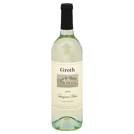 Groth Wine Sauvignon Blanc Napa Valley - 750 Ml