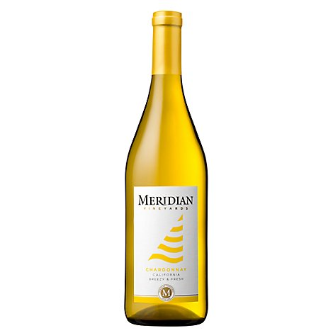 Meridian Wine California Chardonnay - 750 Ml