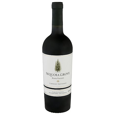 Sequoia Grove Cabernet Sauvignon Wine - 750 Ml