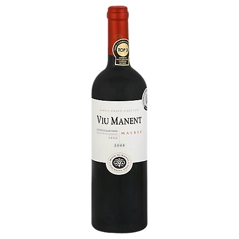 Viu Manent Malbec Wine - 750 Ml
