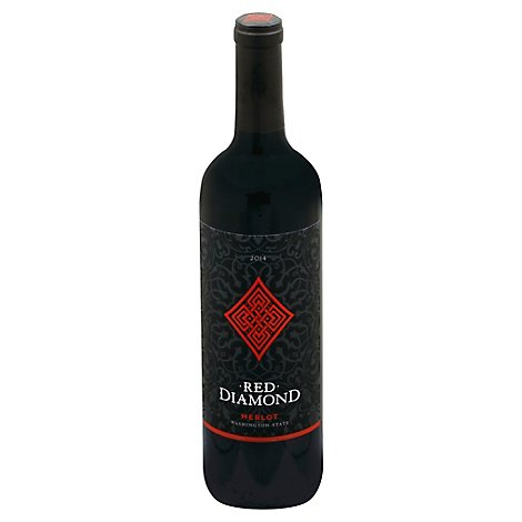 Red Diamond Wine Merlot Washington State - 750 Ml