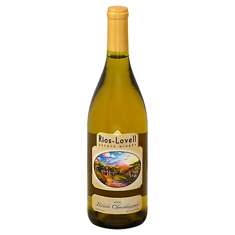 Rios Lovell Chardonnay Wine - 750 Ml