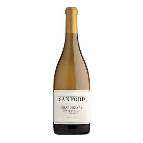 Sanford Chardonnay Wine - 750 Ml
