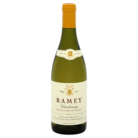 Ramey Russian River Valley Chardonnay Wine - 750 Ml