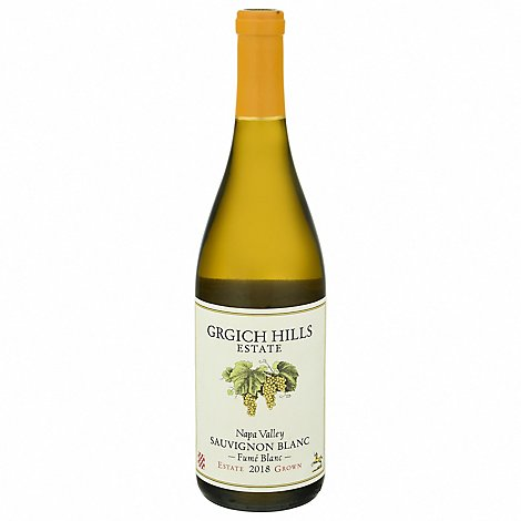 Grgich Hills Napa Valley Estate Grown Fume Blanc Wine - 750 Ml