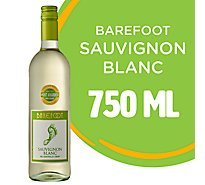 Barefoot Cellars Sauvignon Blanc White Wine - 750 Ml
