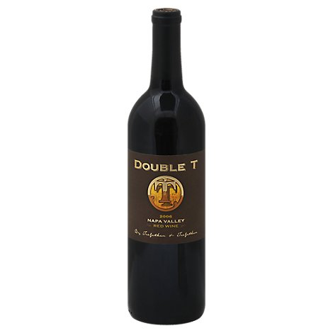 Trefethen Double T Red Wine - 750 Ml