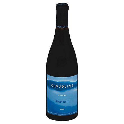 Cloudline Pinot Noir Wine - 750 Ml