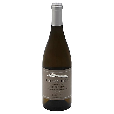 Chalk Hill Russian River Valley Chardonnay Wine - 750 Ml