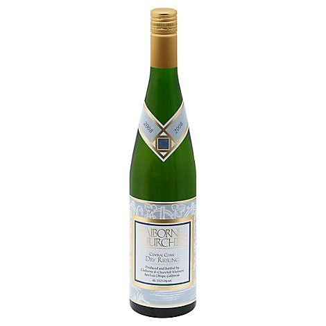 Claiborne & Churchill Dry Riesling Wine - 750 Ml