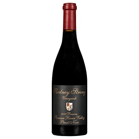 Rodney Strong Vineyards Reserve Wine Pinot Noir 2016 - 750 Ml
