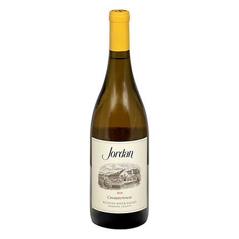 Jordan Wine Chardonnay Russian River Valley - 750 Ml