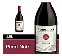 Woodbridge by Robert Mondavi Wine Red Pinot Noir - 1.5 Liter