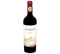 Alamos Wine Malbec - 750 Ml