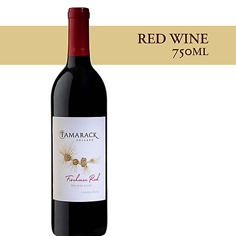 Tamarack Cellars Columbia Valley Firehouse Red Wine - 750 Ml