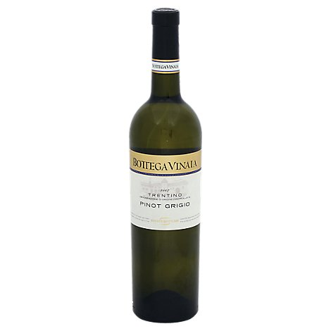 Bottega Vinaia Pinot Grigio Wine - 750 Ml