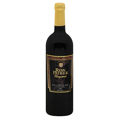 Ryan Patrick Rock Island Red Wine - 750 Ml