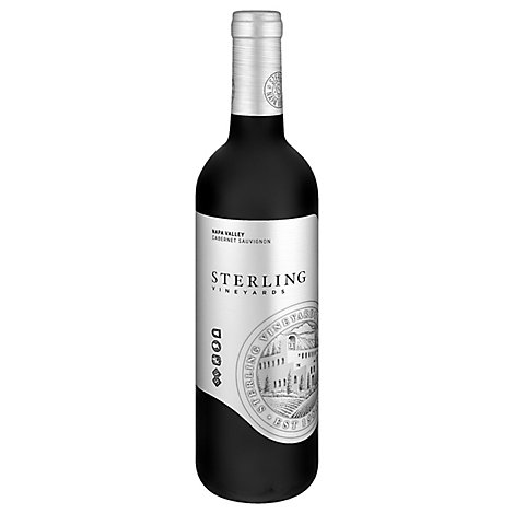 Sterling Cabernet Sauvignon Wine - 750 Ml