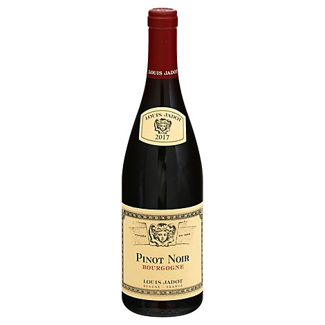 Louis Jadot Pinot Noir Wine - 750 Ml
