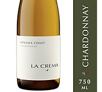 La Crema Wine White Chardonnay Sonoma Coast - 750 Ml