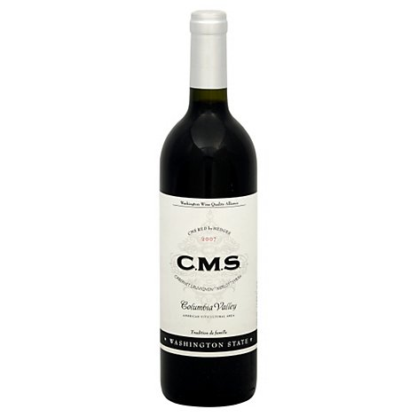Hedges Cellars Columbia Red Wine - 750 Ml