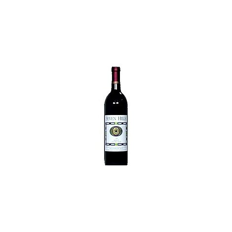 Seven Hills Columbia Valley Merlot Wine - 750 Ml
