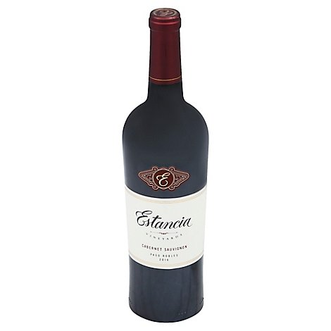 Estancia Wine Red Cabernet Sauvignon - 750 Ml