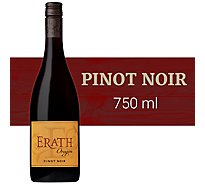 Erath Wine Pinot Noir Oregon - 750 Ml