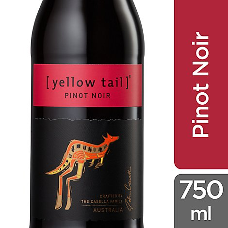 yellow tail Wine Pinot Noir - 750 Ml