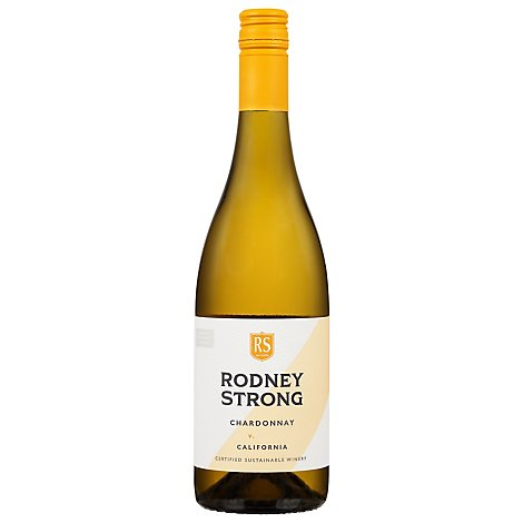 Rodney Strong Sonoma Chardonnay Wine - 750 Ml