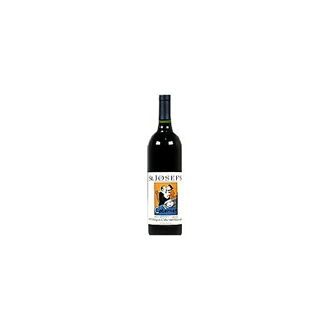St Josephs Cabernet Sauvignon Wine - 750 Ml