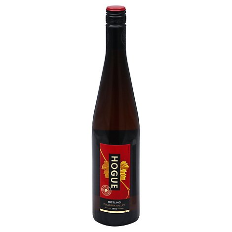 Hogue Wine White Riesling - 750 Ml