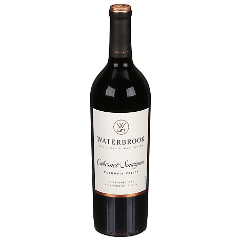 Waterbrook Cabernet Sauvignon Wine - 750 Ml