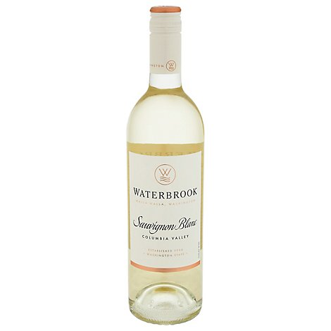 Waterbrook Sauvignon Blanc Wine - 750 Ml