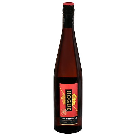 Hogue Wine Riesling Late Harvest White Wine - 750 Ml