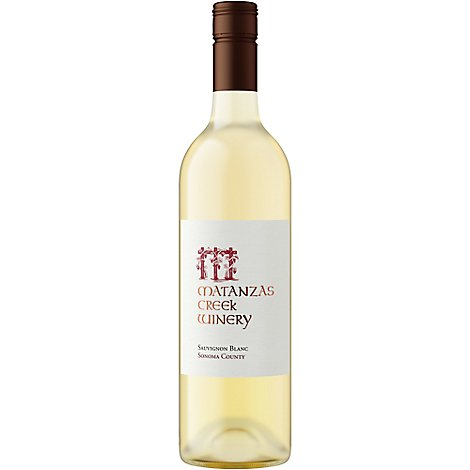 Matanzas Creek Wine White Sauvignon Blanc Alexander Valley - 750 Ml