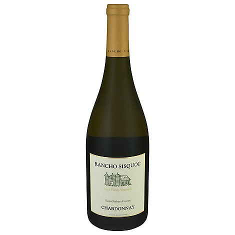 Rancho Sisquoc Chardonnay Wine - 750 Ml