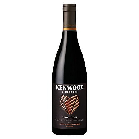 Kenwood Pinot Noir Russian River Wine - 750 Ml