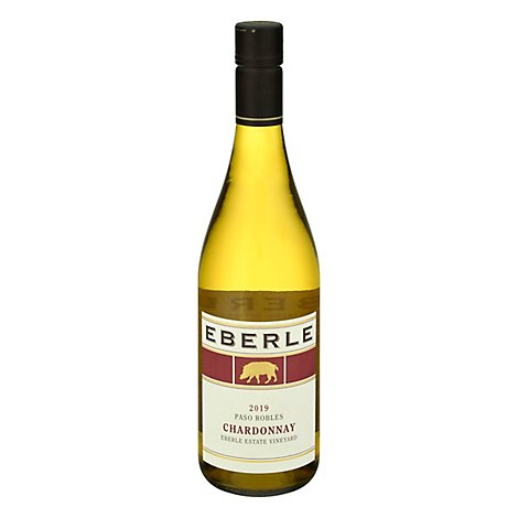 Eberle Chardonnay Wine - 750 Ml