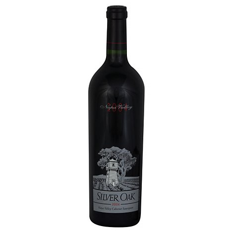 Silver Oak Wine Cabernet Sauvignon Napa Valley - 750 Ml