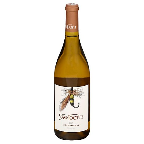 Sawtooth Chardonnay Wine - 750 Ml