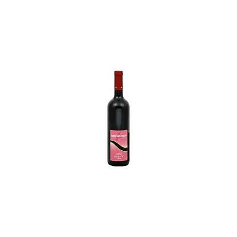 Bridgeview Oregon Merlot Wine - 750 Ml