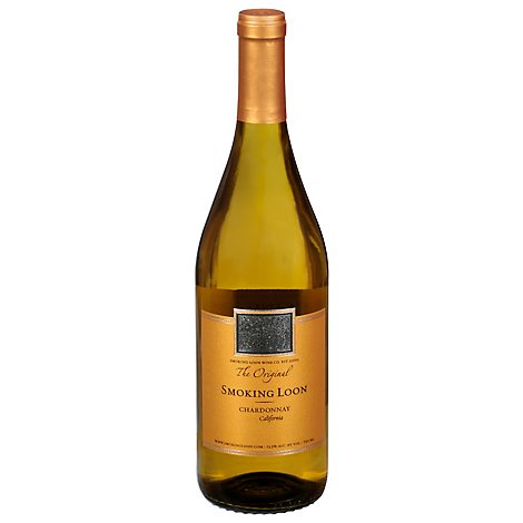 Smoking Loon Chardonnay Wine - 750 Ml