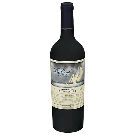 Dry Creek Heritage Clone Zinfandel Wine - 750 Ml