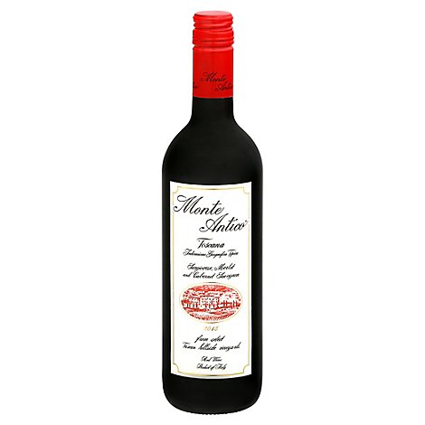 Monte Antico Wine - 750 Ml