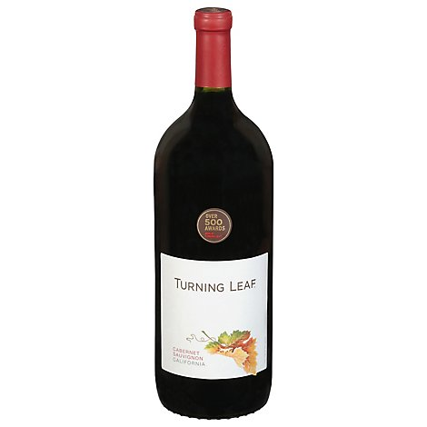 Turning Leaf Vineyards Cabernet Sauvignon Red Wine - 1.5 Liter